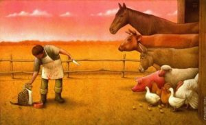 Pourquoi caresser certains animaux et manger les autres - spécisme