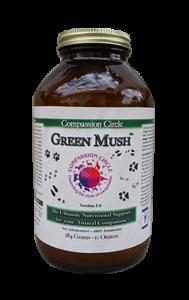 Greenmush complément à base de plantes