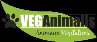 Logo Veganimalis animaux végétaliens
